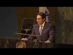 A full version of ACLJ Chief Counsel Jay Sekulow's address at the United Nations on May 31, 2016, where he proudly defends the State of Israel and condemns t... (you will be hate of all nations. KJV)