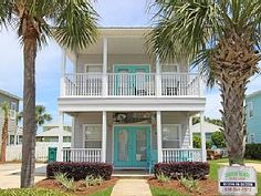 Restin+in+Destin+in+Crystal+Beach:+4+Bd+4+Bth,+Private+Pool,+steps+to+the+beach+++Vacation Rental in Crystal Beach from @homeaway! #vacation #rental #travel #homeaway