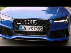 First Drive ► 2015 #Audi #RS7 #Sportback‬   YouTube