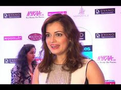 Dia Mirza BEAUTIFUL at Mumbai's Most Stylish Awards 2015.