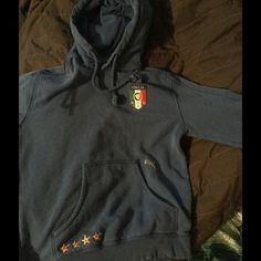 Puma hoodie Blue puma soccer hoodie Puma Tops Sweatshirts & Hoodies
