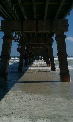 Sunglow Pier. Port Orange