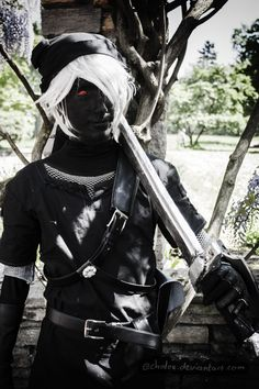 Dark Link Cosplay http://comicsandcosplay.com/check-out-these-great-x-men-cosplays/