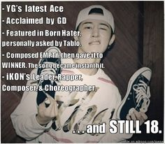 Kim Hanbin HES AWESOMEEEE lub this boyy so excited for ikons debut!!!