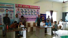 Surendranagar Crown #LionsClub (India) provided vision screenings for 1500 school children