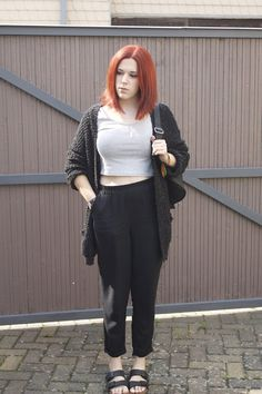 Anna Peony: LIFESTYLE/FASHION: Back To School Vibes {Outfits}