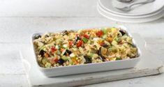 ryzoto_laxanika_ston_fourno Fried Rice, Pasta Salad, Main Dishes, Fries, Recipies, Ethnic Recipes, Food, Gastronomia, Crab Pasta Salad