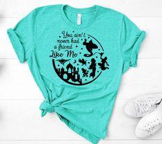 Cute Disney Shirts, Disney Princess Shirts, Disney Tanks, Matching Disney Shirts, Disney World Shirts, Disney Shirts For Family, Disney Family, Family Shirts, Cute Shirts