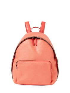 Falabella Faux Leather Backpack by Stella McCartney at Gilt