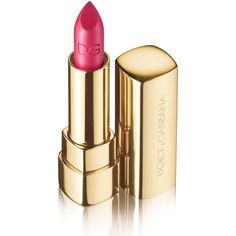 Dolce & Gabbana Make-up Classic Cream Lipstick (€29) ❤ liked on Polyvore featuring beauty products, makeup, lip makeup, lipstick, dolce gabbana lipstick, gloss lipstick, hydrating lipstick, shiny lipstick and glossy lipstick