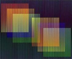 """La vida no imita al arte: Carlos Cruz-Díez: """"Mis obras tienen como soporte e..."""