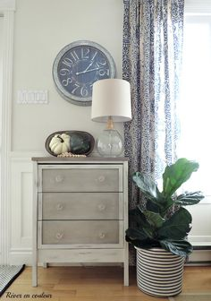 ikea rast hack Painted Furniture, Diy Furniture, Dyi, Old Fashioned Recipes, Master Bedroom Design, Dresser As Nightstand, Decoration, Repurposed, New Homes