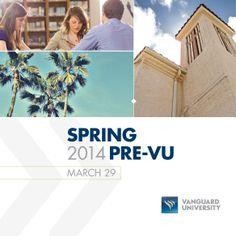 vanguard university admissions essay
