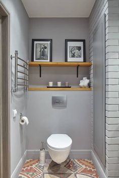 Our half bathroom ideas refer to dual sub-concepts that wrap one bathroom. This can lead to a unique look that makes the area outstanding. Read Gorgeous Half Bathroom Ideas 2020 (For Unique Bathroom) Bathroom Toilets, Wood Bathroom, Bathroom Shelves, Bathroom Interior, Small Bathroom, Bathroom Plants, Bathroom Sinks, Modern Bathroom, Bath Shelf