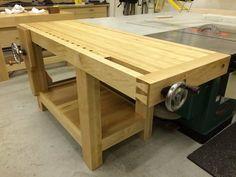 Tavolo Da Lavoro Roubo : A workbench of my own banco da falegname garage
