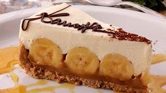 Neste domingo (12), aprenda a fazer um delicioso Banoffi no Caminhos do Campo (Foto: Divulgação)
