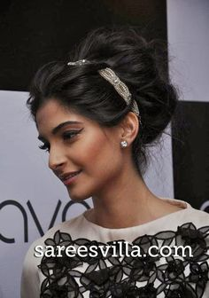 sonam kapoor hairstyles - Google Search