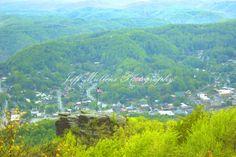 Flag Rock, Norton Virginia