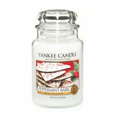 One or two jar candles: I'm not particular about the brand or the fragrance, as long as it smells good! : )