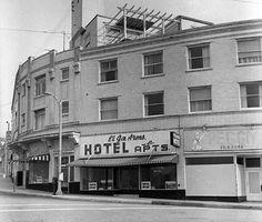 Old Redondo Beach Hotel.