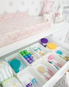 Toddler closet organization ikea new ideas Toddler Closet Organization, Ikea Closet Organizer, Baby Nursery Organization, Closet Ideas, Baby Bedroom, Baby Room Decor, Nursery Room, Kids Bedroom, Trendy Bedroom