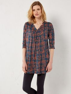Sunny day jersey tunic