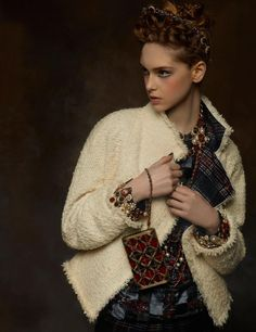 The Chanel Metiers d'Art show and celebrity guests from Scotland's Linlithgow Palace   ELLE UK