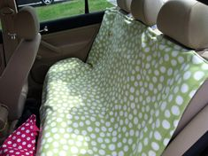 Diy dog car seat cover products 44 ideas for 2019 Diy Seat Covers, Pet Car Seat Covers, Dog Car Seats, Dog Seat, Diy Dog Toys, Diy Dog Bed, Dog Crafts, Sewing Crafts, Back Seat