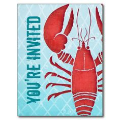>>>Smart Deals for          Retro Lobster Postcard Invitation           Retro Lobster Postcard Invitation so please read the important details before your purchasing anyway here is the best buyReview          Retro Lobster Postcard Invitation today easy to Shops & Purchase Online - transfer...Cleck Hot Deals >>> http://www.zazzle.com/retro_lobster_postcard_invitation-239428994103716789?rf=238627982471231924&zbar=1&tc=terrest
