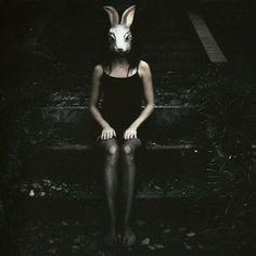 Rabbit mask! www.wearefineline.com/product/rabbit-mask/