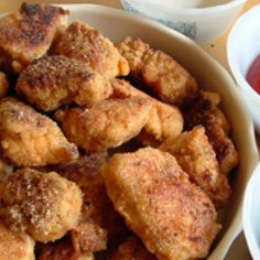 Chicken Nuggets IV Recipe