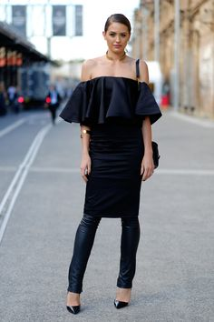 99 Must-See Street Style Looks From Australian Fashion Week | StyleCaster
