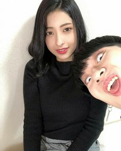 Funny pictures of couples faces 29 Trendy ideas Cute Couples Goals, Funny Couples, Ulzzang Couple, Ulzzang Girl, Korean Couple, Korean Girl, Friend Pictures, Couple Pictures, Funny Pictures