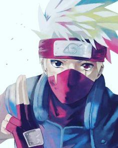 Kakashi Atake - Naruto