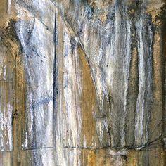 Nordic Waterfall Wallpaper