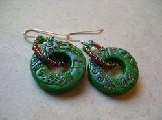 earrings by kerry