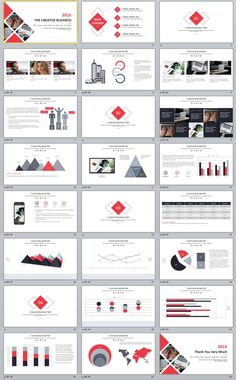 24+ Best Creative Business PowerPoint template