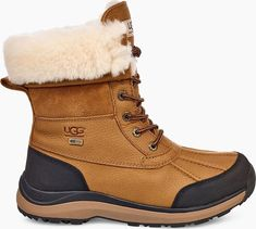 Step confidently—and comfortably—on snowy trails and slick, icy streets in the women's UGG Adirondack boots. These waterproof, warm boots are equally ideal for mountain hikes and apres-ski outings. Muck Boots, Warm Boots, Cool Boots, Riding Boots, Snow Boots Women, Cowboy Boots Women, Western Boots, Cowgirl Boots, Timberland Style
