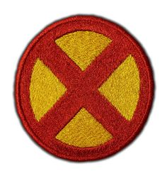 Hey, I found this really awesome Etsy listing at https://www.etsy.com/listing/115926784/x-men-symbol-patch