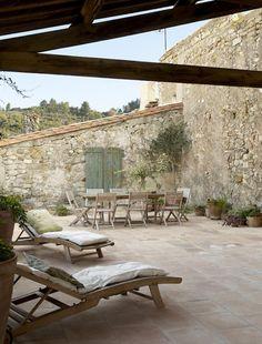 French terrace  xo--FleaingFrance