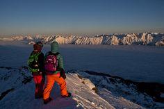 Skitouren im Frühwinter um Innsbruck - Innsbruck, Winter, Blog, Alps, Round Round, Winter Time, Blogging, Winter Fashion