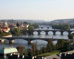 Praha-mosty