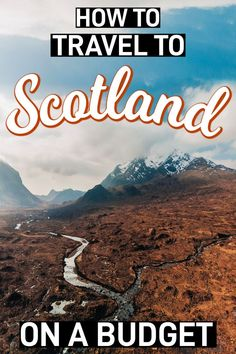 Im so glad I found this guide on how to travel to Scotland on a budget. Now I have some great budget travel tips for my first ever trip to Scotland. Looking forward to save money and budget for my Scotland trip! #Scotland #UK #UnitedKingdom #Travel