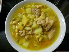 MONDONGO, como preparar esta receta típica de la gastronomía de Cartagena de Indias.  www.cartagenadeindiaslive.com
