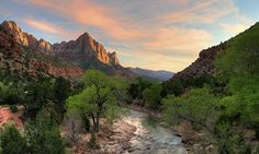 Top 10 national and state parks in Utah