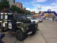 Offroad-Tec  Land Rover Defender at the Nordkap Baltic Sea Circle Team Pohlmedia