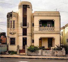Art Deco in La Havana, Cuba | Art Déco Lovers