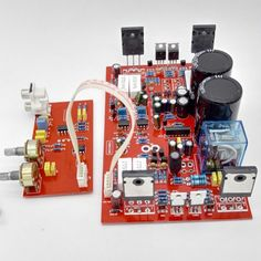 52.00$  Watch here - http://ali84i.worldwells.pw/go.php?t=32580292792 - A1943 C5200 High Power Subwoofer Amplifier Board 275W 330W w/ Speaker Protection