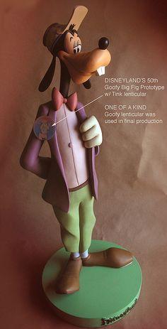 *GOOFY ~ at Disneyland Big Fig Prototype