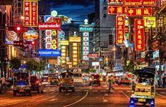 China Town Bangkok Thailande